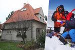 Bém si plní sny: Zdolal zrádnou osmitisícovku a kupuje vilu za 17 milionů