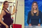 Okatá moderátorka Novy porodila! Gratulace kolegů neberou konce
