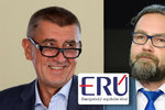Ostrý spor ve vedení ERÚ ohrožuje ceny a míří na vládu. Posílí Babiše?