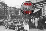 """21. srpna 1968: Střelba, zmar a první mrtví. """"Chleba bude,"""" ujišťoval tisk"""