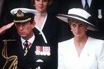 Princezna Diana: Muži, kteří prošli jejím životem i postelí. Znáte všechny?