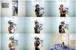 Venezuelanky prchají rodit do Brazílie. V jejich zemi chybí jídlo, léky i doktoři