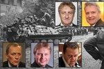 Popírači okupace: Kdo z poslanců hlasoval proti tomu, že v tancích přijeli okupanti?