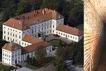 Překvapení v Židlochovicích: Na zámku našli tajemnou chodbu, kterou zasypali kvůli prezidentovi