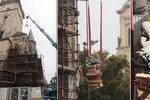 Staroměstská radnice blíž historii: Nová socha Madony kopíruje tu ze 14. století