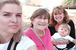 Čtyři generace, jeden nos! Nikol Štíbrová má po rozchodu oporu v rodině