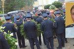 Sbohem, kamaráde a kolego. S velitelem hasičů Jiřím (†57) se rozloučili nejbližší