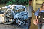 Miliardářská dědička Rezešová zabila za volantem 4 lidi, řídit však může dál