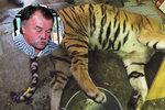 Zvrat v případu tygřích jatek: Soud pustil Berouska z vazby