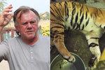 Případ tygřích jatek z Českolipska: Berouskovi a jeho kumpánům hrozí pět let ve vězení