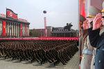 Největší oslavy: Přijde nová provokace a ukáže Kim při 70. narozeninách KLDR rakety?
