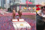 Na oslavy KLDR dorazil i herec Depardieu. Čelí obvinění ze znásilnění