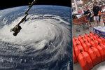 Na USA se řítí nebezpečný hurikán Florence. Může být nejničivější za poslední desítky let