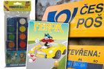 Omalovánky a puzzle na poště skončí? Doplňkový prodej čeká výrazná změna