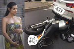 Těhotná exmoderátorka z Novy měla autonehodu! Miminko při nárazu ochránil speciální pás