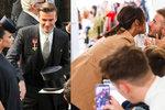Dítě na usmířenou u Beckhamových? Victoria prý čeká páté dítě