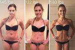 26 fotek před a po, které dokazují, že váha není důležitá!