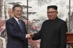 Kim zavře raketové středisko, řekl jihokorejský prezident. Trump to přivítal