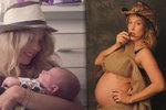 Krejčíková z Ulice tři týdny po porodu ukázala syna a hned ho využila pro reklamu