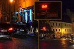 Řvoucí turisté v centru Prahy: Hlukoměr v noci dosahuje hodnot sbíjecího kladiva