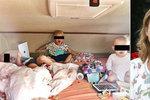 Klusovi odjeli k moři: Tři děti a psa narvali do obytného vozu! Jsme jako kolotočáři, říká Tamara