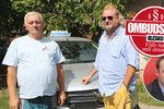 Miroslav Koubek (64) doplatil na velkorysost vůči kamarádovi! Exekutoři mu sebrali auto! Co na to Ombudsman Blesku?