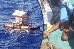 Indonéský teenager přežil 49 dní na moři. Jedl ryby, pil slanou vodu a myslel na sebevraždu