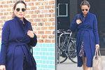 Pippa Middleton těsně před porodem: Do posilovny i s břichem