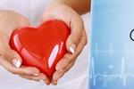Dnes je Světový den srdce! Loni jeho nemoci zabily více než 49 tisíc Čechů!