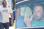 Ben Affleck vyšel z protialkoholní léčebny jako Rambo! Drsný režim mu trvá dál