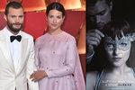 Sexy Jamie Dornan z 50 odstínů šedi: Bude už potřetí tátou!