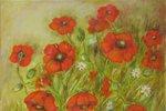 Daruj květinu, která neodkvete: V Újezdu nad Lesy probíhá výtvarná soutěž na pomoc nemocné žačce