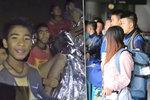 Chlapci z thajské jeskyně si užívají slávu. Společně vyrazili do Hollywoodu!