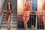 Hvězda Tváře Eva Burešová po nařčení z anorexie: Vystavila tělo v plavkách
