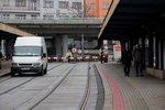 Podjezd pro tramvaje u metra Vltavská: Praha vybrala projektanta, zaplatí mu 7,4 milionu