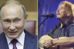 """Putin vyznamená písničkáře Nohavicu. Za """"upevnění přátelství mezi národy"""""""