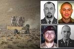 Smutné tablo našich hrdinů: Kdo byli čeští vojáci, kteří padli v Afghánistánu?
