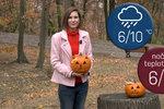 Počasí s Honsovou: Poslední víkend října i oslavy 100 let proprší. A mění se čas