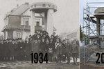 Památník se do Břeclavi vrátí po 80 letech: Strhli ho Němci, nyní ho vystavěli podle fotky