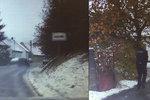 Šílený řidič se autem řítil na policisty: Piráta nezastavily ani výstřely!