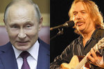 """""""Užitečný idiot."""" Do Nohavici za Putinův metál šijí Poláci, Ovčáčka štve """"ohavnost"""""""