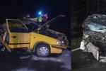 Parta mladíků vyrazila za zábavou: Tragickou nehodu nepřežili dva lidé