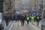 Prahu dnes zaplaví fotbaloví fanoušci z Kodaně. Kde očekávat davy lidí?