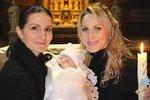Katka Brzobohatá ze skupiny Holki pokřtila syna! Kdo se stal jeho kmotrou?