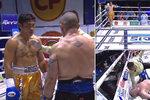 Smrtící zápas o titul šampiona v boxu. Ital Daghio se poroučel k zemi. Knokaut nepřežil!