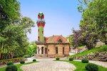 To musíte vidět! Nádherné fotky vily El Capricho od Antoniho Gaudího