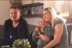 Zvrat v rodině z pořadu O 10 let mladší: Babička Dana už nemá vnoučka v pěstounské péči