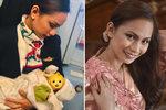 Letuška zachránila cizí hladové miminko: Nakojila ho! Je to hrdinka, píší ženy