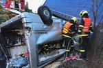 Tragédie u Třince: Brzy ráno zemřeli čtyři lidé!