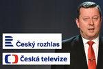 ČT i rozhlas chtějí zvýšit koncesionářské poplatky. Ministr Staněk si vyžádal podklady